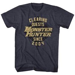 Monster Hunters - Mens Mh Since04 T-Shirt