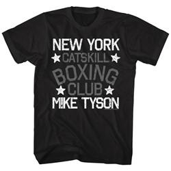 Mike Tyson - Mens Newyork T-Shirt