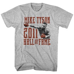 Mike Tyson - Mens 2011 Hall Of Fame T-Shirt