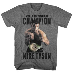 Mike Tyson - Mens Undefeated T-Shirt