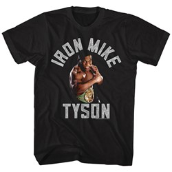 Mike Tyson - Mens Gimmiethegold T-Shirt