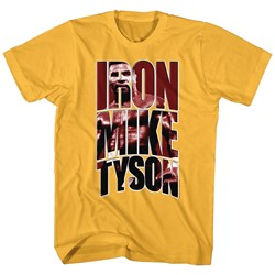 Mike Tyson - Mens Arch T-Shirt