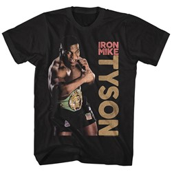 Mike Tyson - Mens Mikey T-Shirt