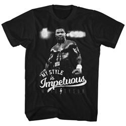 Mike Tyson - Mens Impetuous T-Shirt