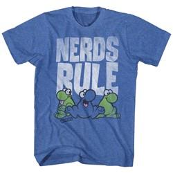 Nestle - Mens Nerds Rule T-Shirt