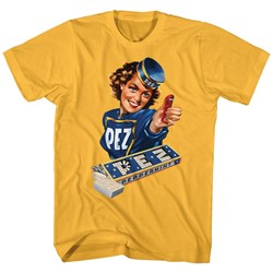 Pez - Mens Vintage Pez Girl T-Shirt
