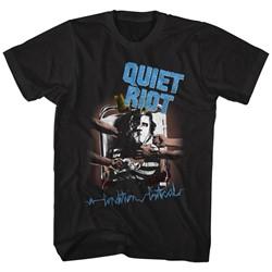 Quiet Riot - Mens Quiet T-Shirt