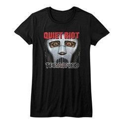 Quiet Riot - Juniors Terrified T-Shirt