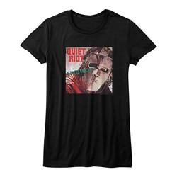 Quiet Riot - Juniors Live Riot T-Shirt
