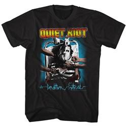 Quiet Riot - Mens Quietriot T-Shirt