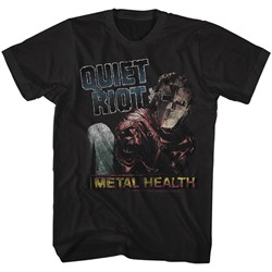 Quiet Riot - Mens Metalhealth T-Shirt