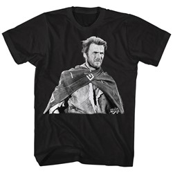 Clint Eastwood - Mens Wild West T-Shirt