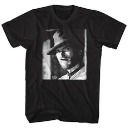 Clint Eastwood - Mens Smoke T-Shirt