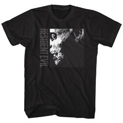 Resident Evil - Mens Zombie T-Shirt