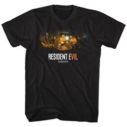 Resident Evil - Mens Biohazard T-Shirt