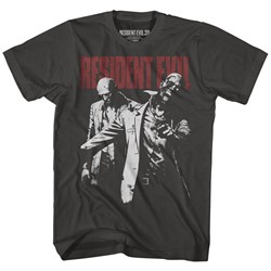Resident Evil - Mens Two Zeds T-Shirt