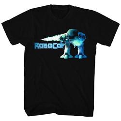 Robocop - Mens Robocop Ed-209 T-Shirt