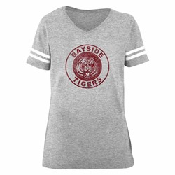 Saved By The Bell - Womens Bayside Tigers Football T-Shirt