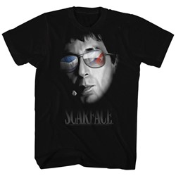 Scarface - Mens Cuban Aviators T-Shirt