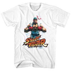 Street Fighter - Mens Ryu T-Shirt