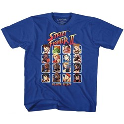 Street Fighter - Youth Super Turbo Hd Select T-Shirt