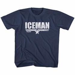 Top Gun - Youth Ice Man T-Shirt