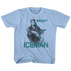 Top Gun - Youth Iceman T-Shirt