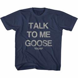 Top Gun - Youth Talk Goose T-Shirt