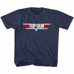 Top Gun - Youth Logo T-Shirt