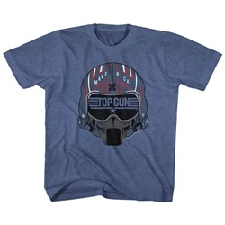 Top Gun - Youth Maverick Helmet T-Shirt