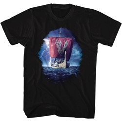 Vikings - Mens Ship T-Shirt