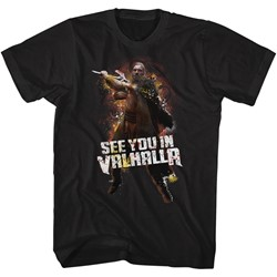 Vikings - Mens Valhalla T-Shirt