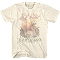 Zz Top - Mens Deguello Fade T-Shirt
