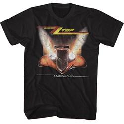 Zz Top - Mens Crackle T-Shirt