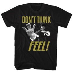 Bruce Lee - Mens Feel T-Shirt
