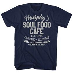 Blues Brothers - Mens Soul Food Café T-Shirt