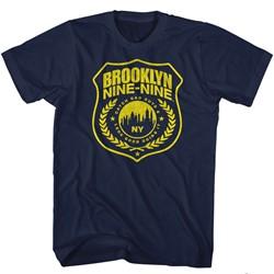 Brooklyn Nine Nine - Mens Badge T-Shirt