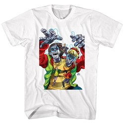 Bill And Ted - Mens Robot Dudes T-Shirt