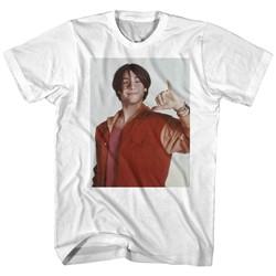 Bill And Ted - Mens Hang Ten T-Shirt