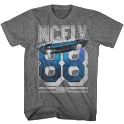 Back To The Future - Mens Mcfly 88 T-Shirt