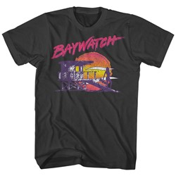 Baywatch - Mens Neonwatch T-Shirt