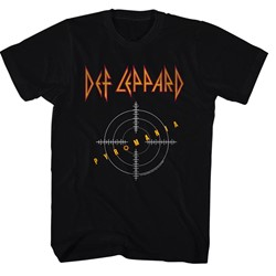 Def Leppard - Mens Pyromania T-Shirt