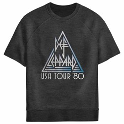 Def Leppard - Mens Usa Sweatshirt