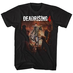 Dead Rising - Mens Dr4 T-Shirt