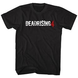 Dead Rising - Mens Dr4Logo T-Shirt