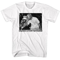 Digital Underground - Mens Du Tupac T-Shirt