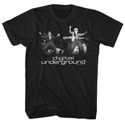 Digital Underground - Mens Stage T-Shirt