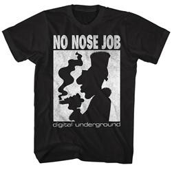Digital Underground - Mens No Nose Job T-Shirt