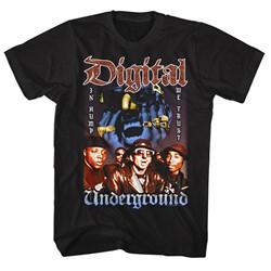 Digital Underground - Mens Inhumpwetrust T-Shirt