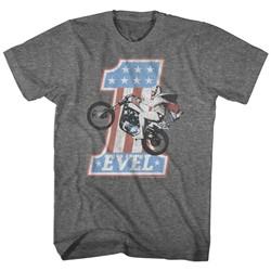 Evel Knievel - Mens One Evel T-Shirt